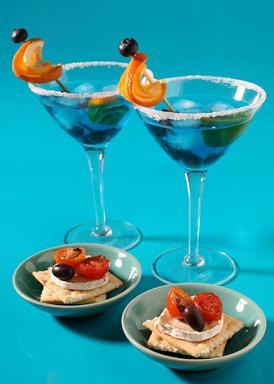 cocktail blu
