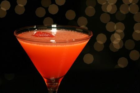 cocktail fragole arance