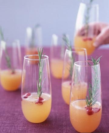 cocktail frizzante pompelmo