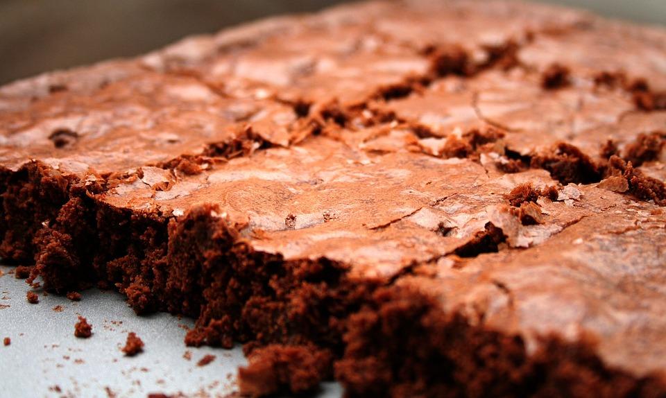 Colombine al cioccolato