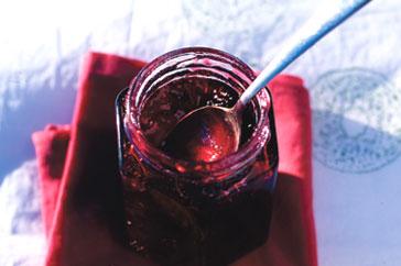 confettura ciliegie senza zucchero