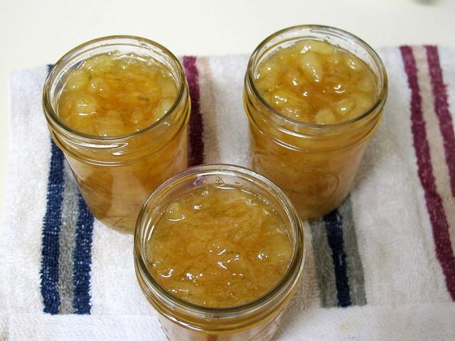 confettura di pere ricetta