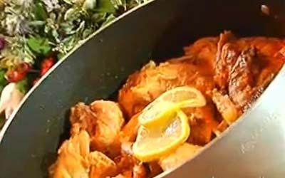 Coniglio in agrodolce di Cotto e mangiato