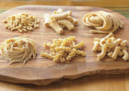 conservare la pasta fresca