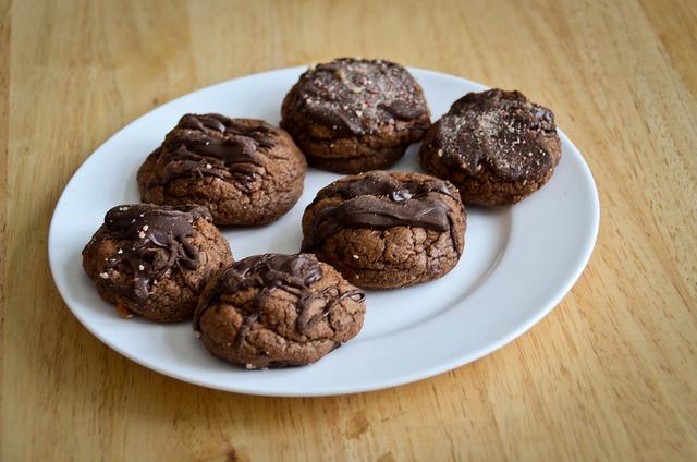cookie doppio cioccolato ricetta