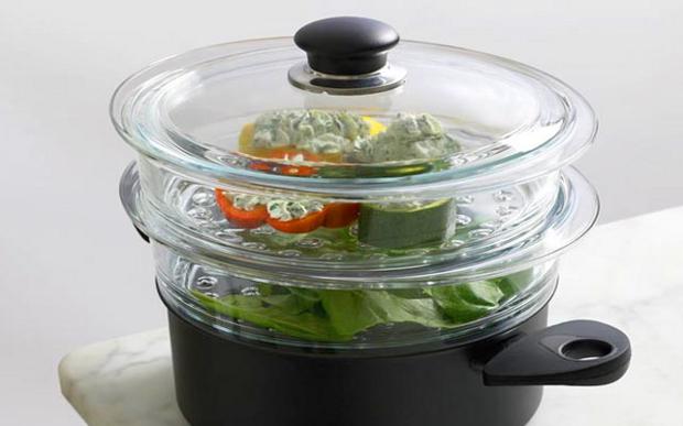 Come cucinare al vapore una guida utile pourfemme - Cucina a vapore ricette ...
