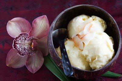 crema gelato al cocco