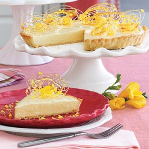 crostata di limone decorazioni