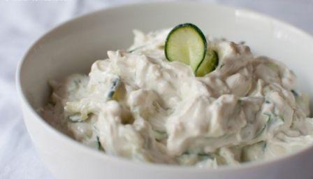 cucina greca tzatziki