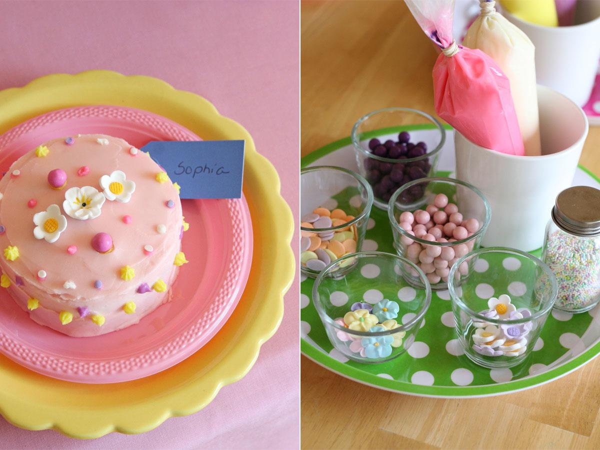 decorazione torte idee