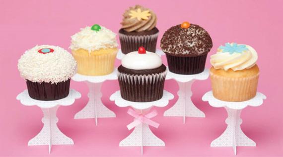 decorazioni per cupcakes