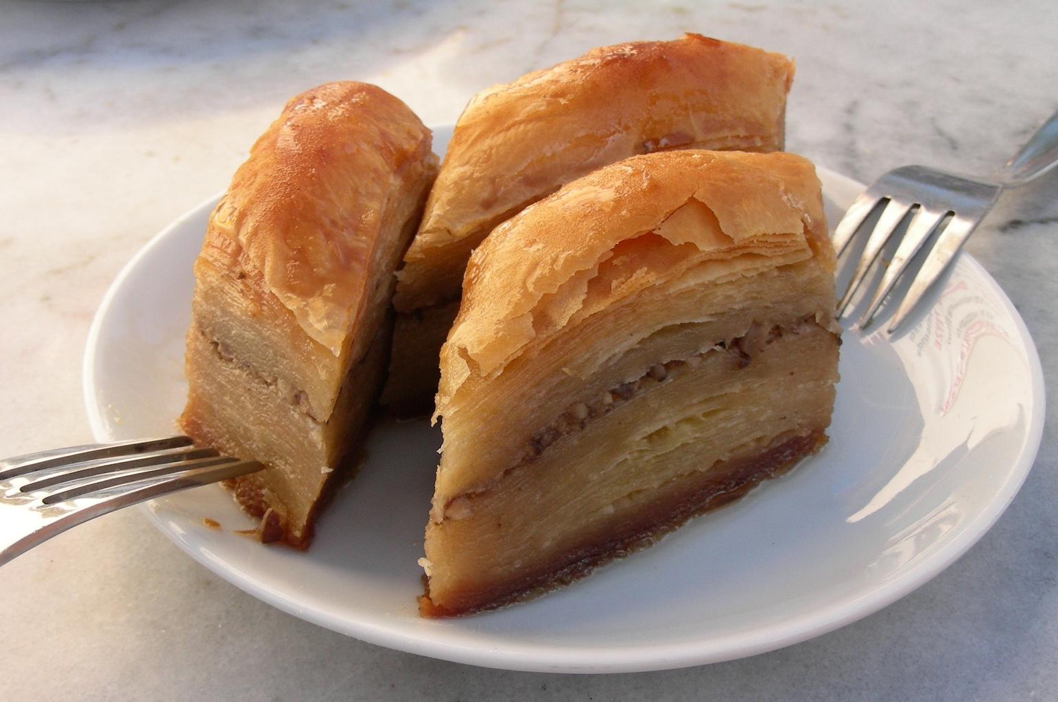 dolce baklava