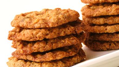 dolci natale vegani biscotti avena
