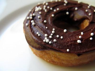 donuts cioccolato