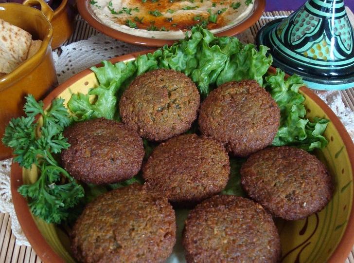 falafel lenticchie