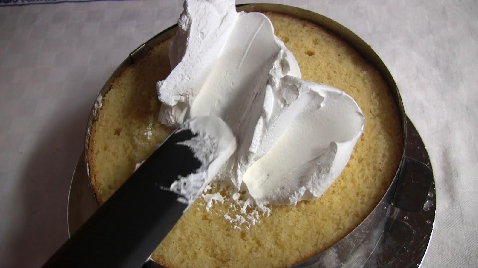 farcire pan di spagna