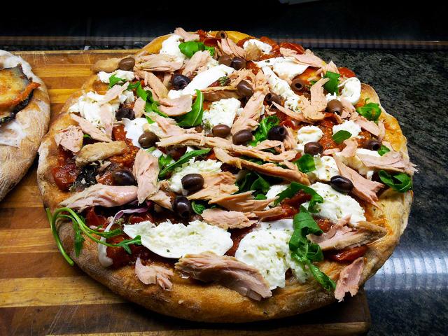 farcire pizza gourmet