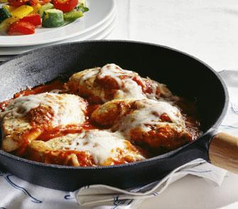 fettine Pizzaiola