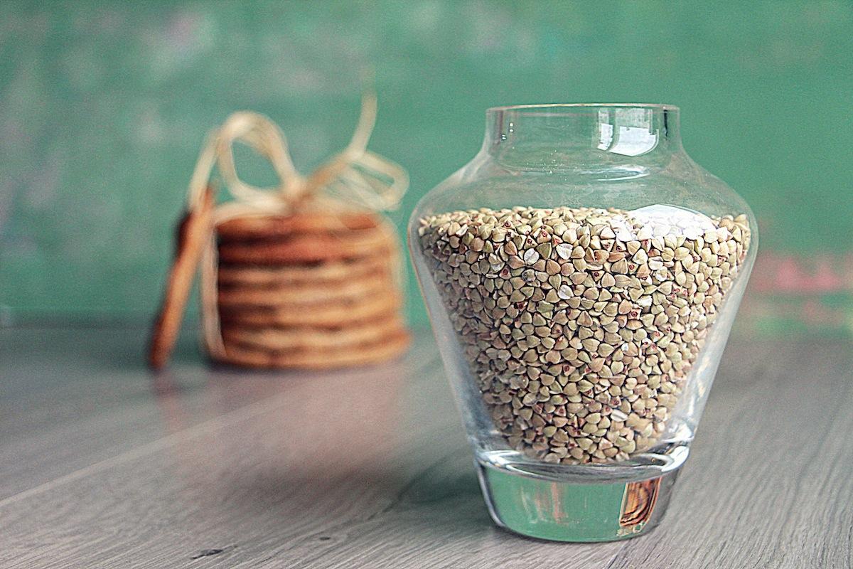 focaccine grano saraceno
