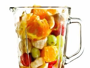 frullare frutta