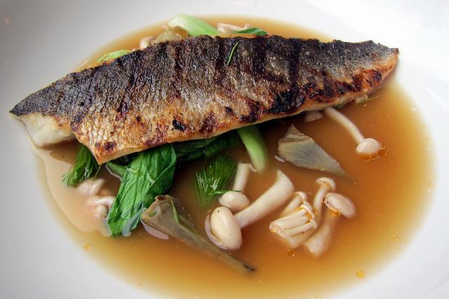fumetto di pesce ricetta