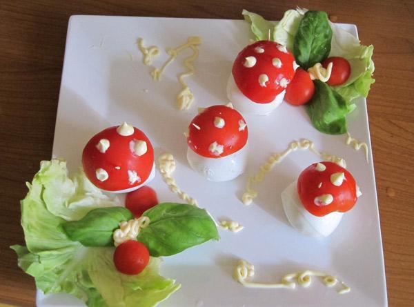 Ben noto Tutte le decorazioni antipasti per i tuoi buffet [FOTO] | PourFemme KX64