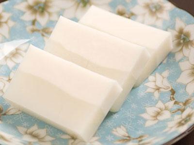 gelatine zenzero mandorle