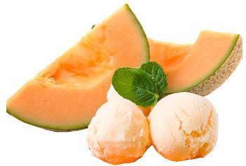 gelato al melone ricetta