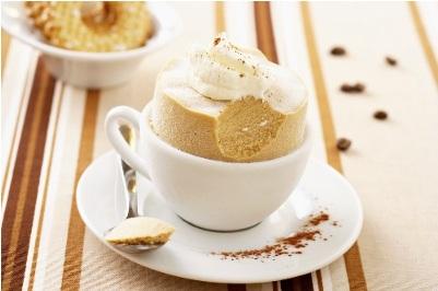gelato cappuccino