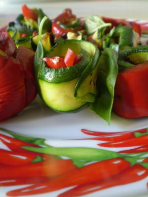 Girelle alle zucchine di Cotto e Mangiato