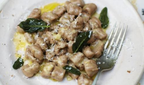 gnocchi di castagne ricetta base