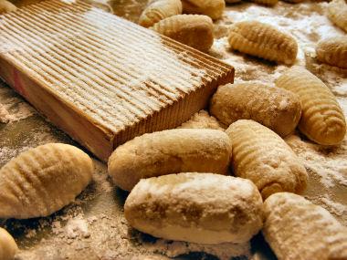 gnocchi di castagne ricetta