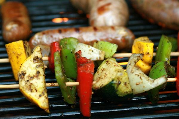grigliata pasquetta verdure