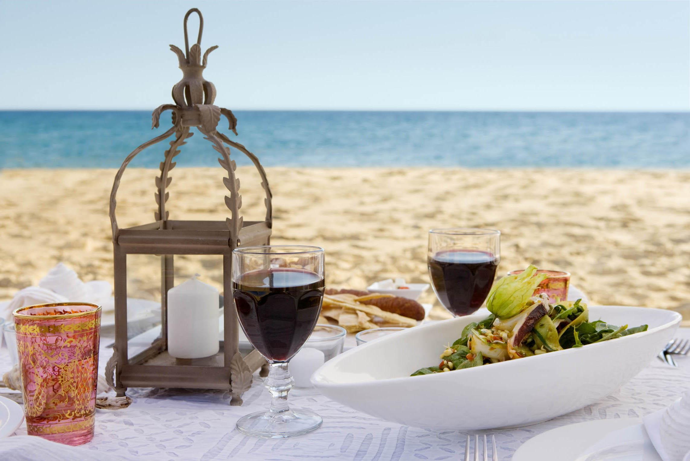 idee apertivo spiaggia