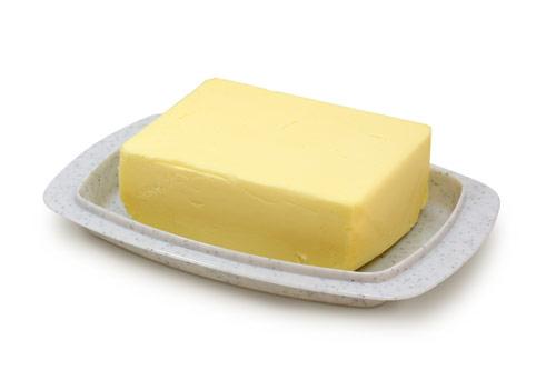 il panetto di burro
