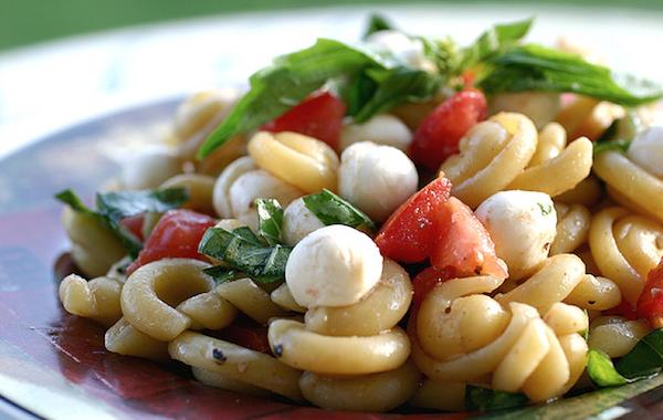 insalata di pasta alla greca ricetta