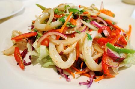 insalata di peperoni e cipolle