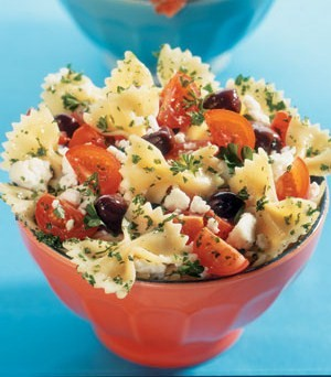 insalata pasta greca