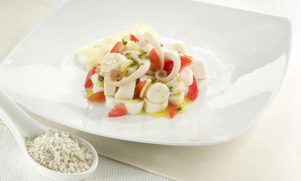 insalata piccante ricetta