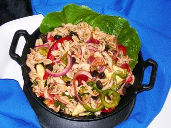 insalata piccante