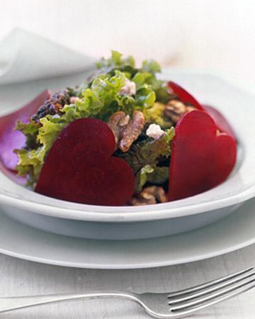 insalata san valentino 2012