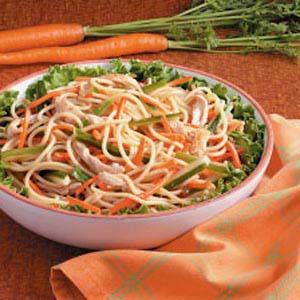 insalata spaghetti