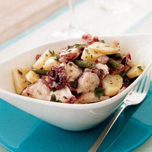 insalta polpo e patate ricetta