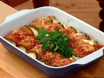 involtini melanzane ricetta classica