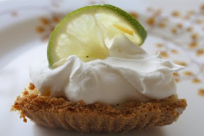 key lime pie fetta