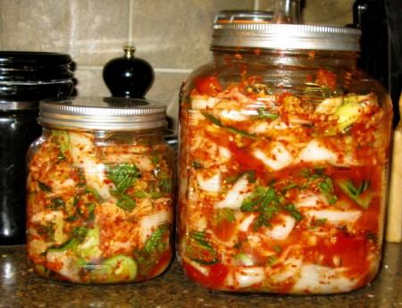 kimchi ricetta