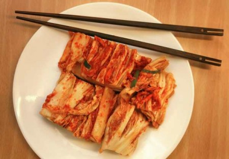 Cavolo fermentato o Kimchi
