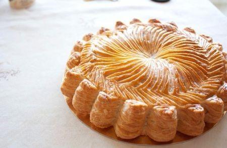 la galette du rois mele e cannella