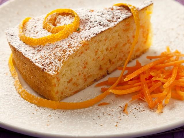 la torta di carote