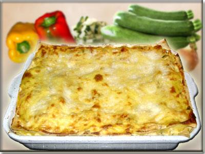 lasagne ricotta